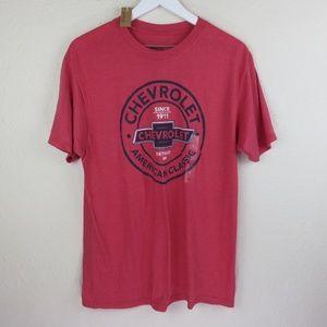 Sonoma Red Chevrolet T Shirt